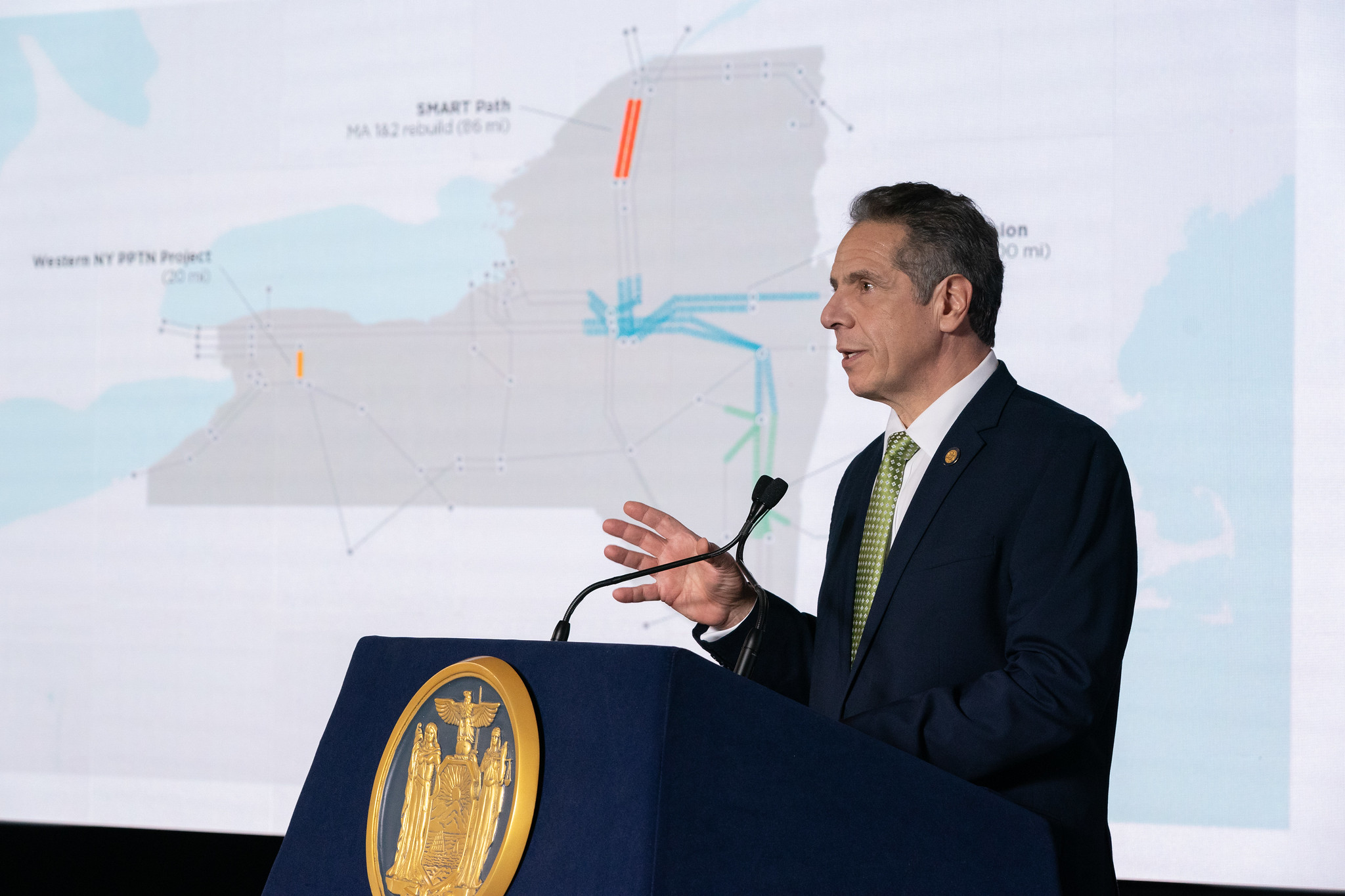 New York state wants a green energy 'superhighway.' Hydro-Québec says it can help