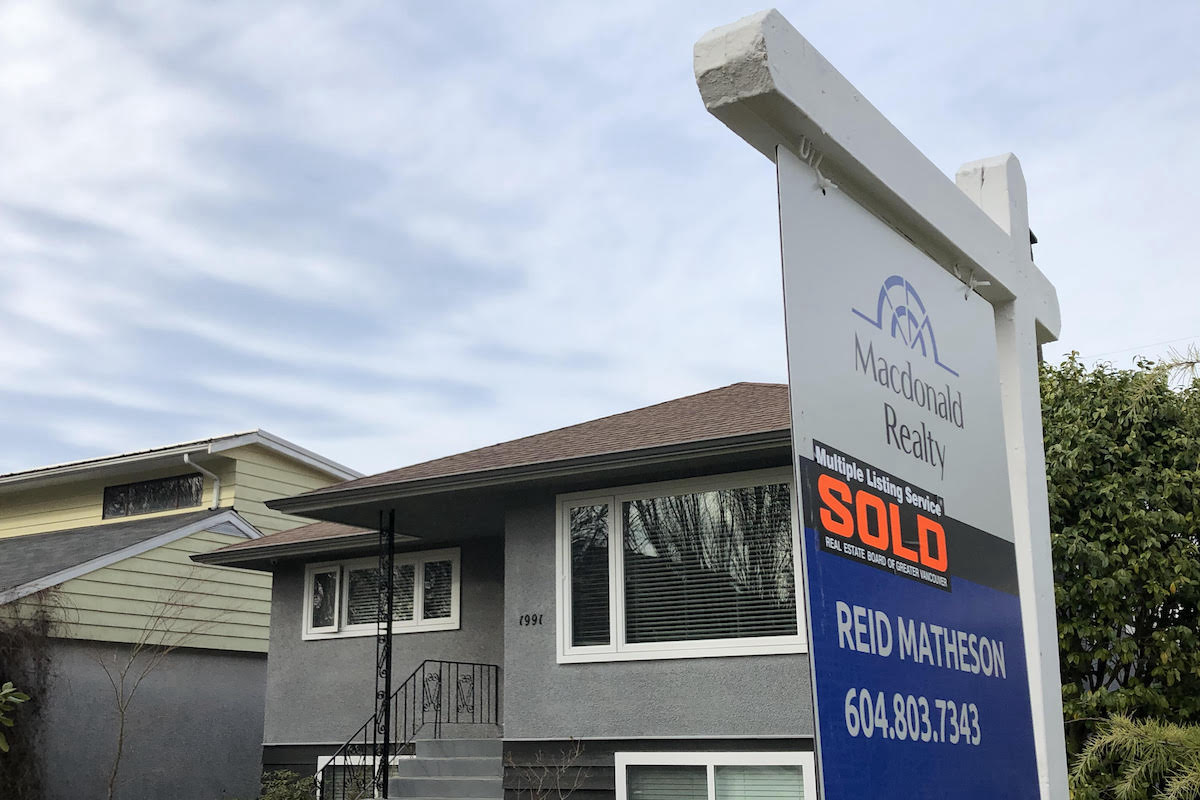 Canada's housing market is on fire — and headed for disaster