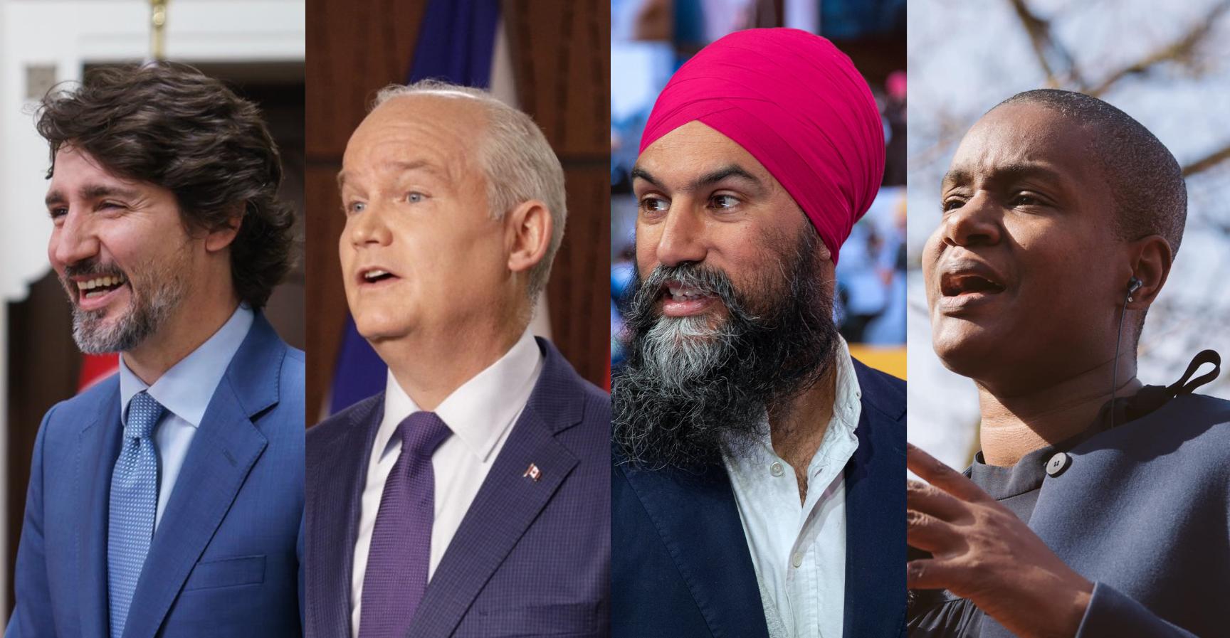 Si grumbullohen planet klimatike të katër partive kryesore federale