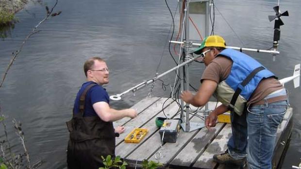Area Danau Eksperimental, Departemen Perikanan dan Laut, Kenora