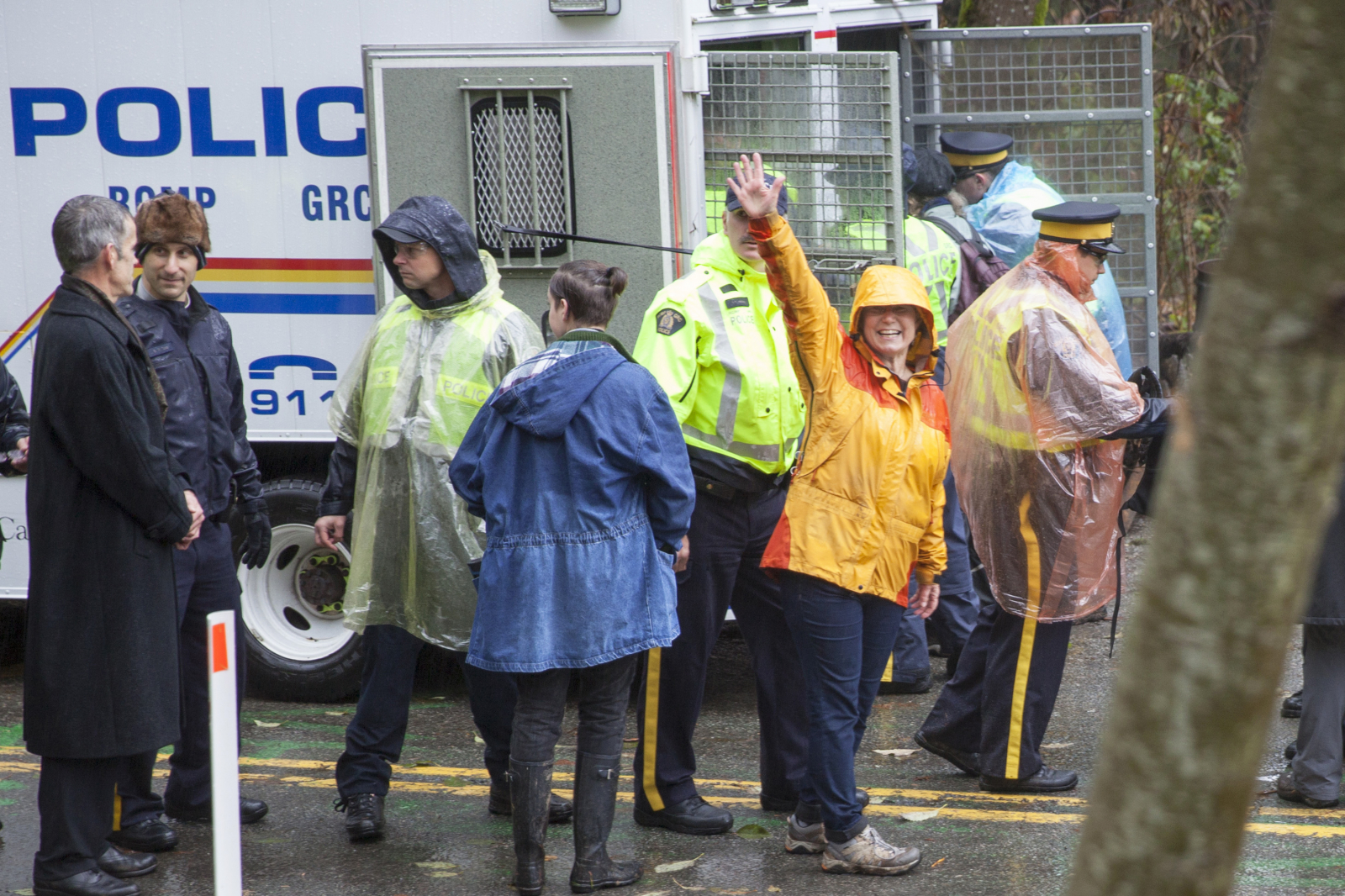 green_candidate_lynne_quarmby_arrested_kinder_morgan_protests_-_burnaby_mountain_-_mychaylo_prystupa_-_2014-11-21