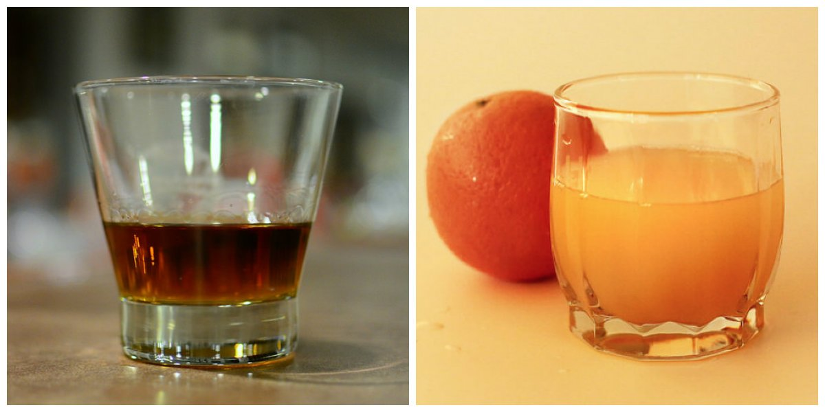 orange juice, scotch, Bev Oda, Joe Oliver, Finance minister