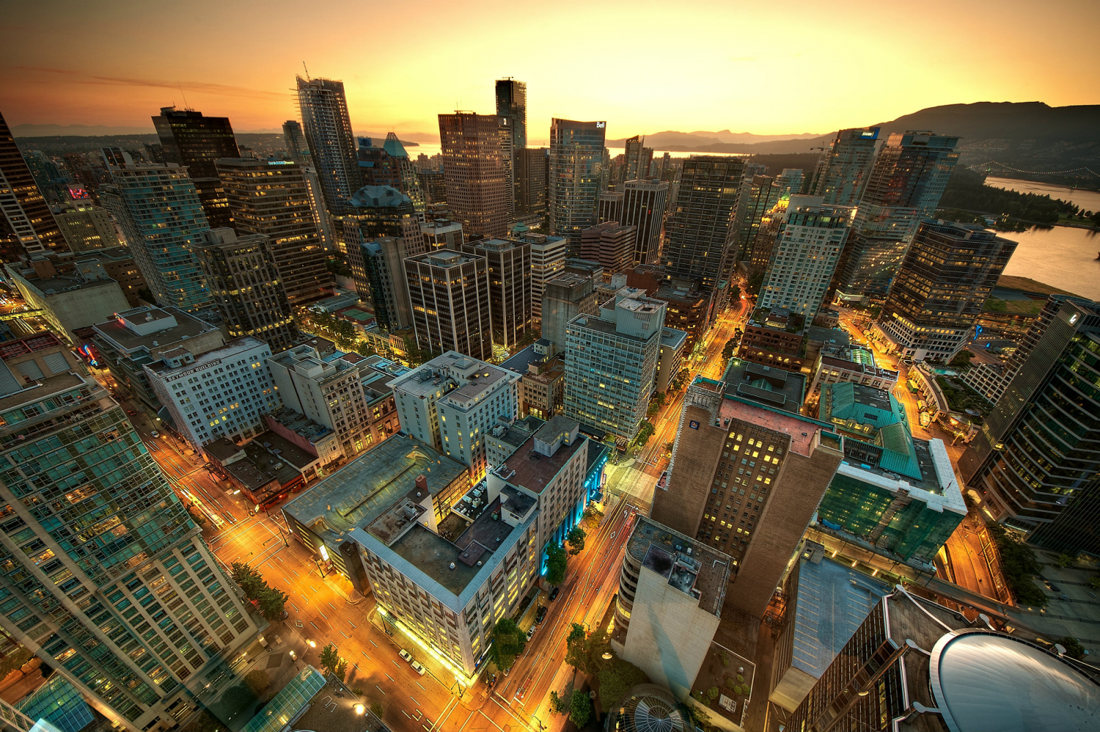 Vancouver is introducing an aggressive zero-emission building policy. Photo by City of Vancouver