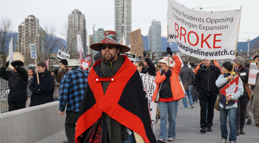 Burnaby Residents Opposed to Kinder Morgan Expansion, BROKE, Kinder Morgan, Trans Mountain pipeline expansion, Burnaby