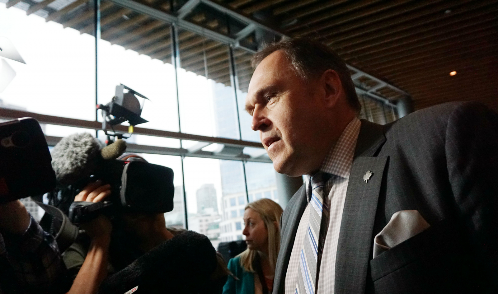 Yukon, Premier Darrell Pasloski, climate change, carbon tax, carbon pricing, Vancouver