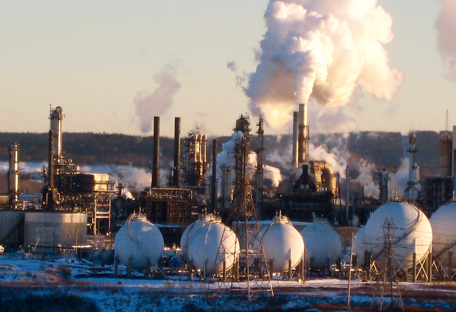 Irving refinery, Saint John, oil, New Brunswick, LNG