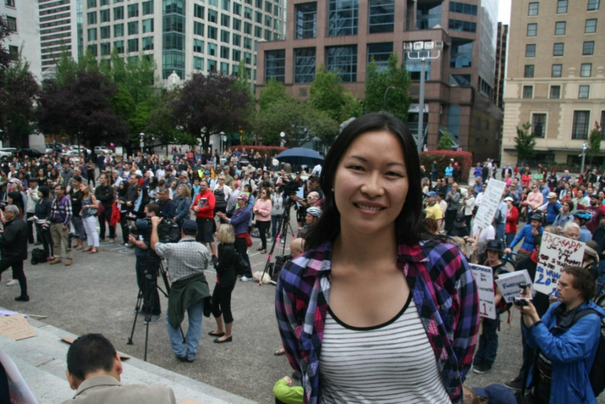 Eveline Xia, Vancouver housing, real estate, housing crisis, donthave1million