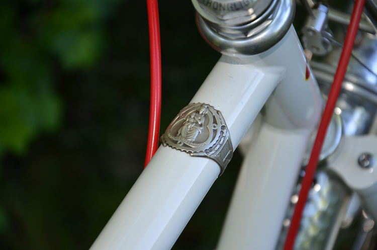 Detail of one of Cycle Toussaint's bikes. Photo from Evan Hu
