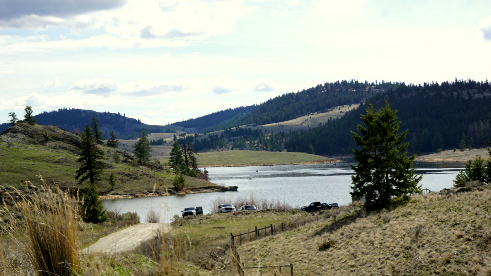Jacko Lake, fly fishing, B.C. lakes, Kamloops, Ajax mine, Stop Ajax mine