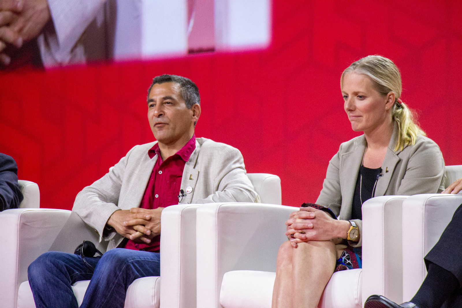 Hunter Tootoo, Catherine McKenna, Liberals, Winnipeg