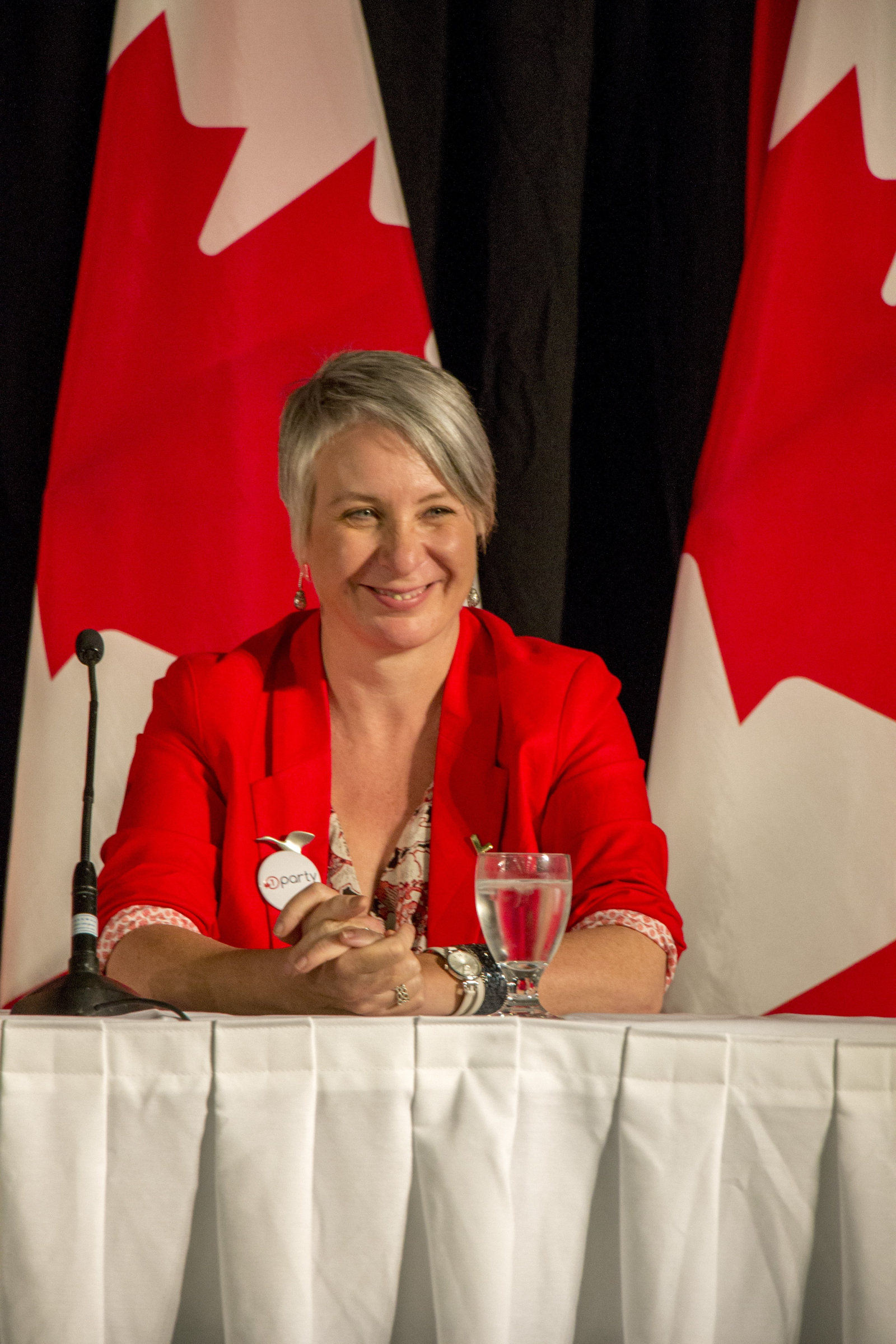 Patty Hajdu, Liberal Party of Canada, Winnipeg, 2016