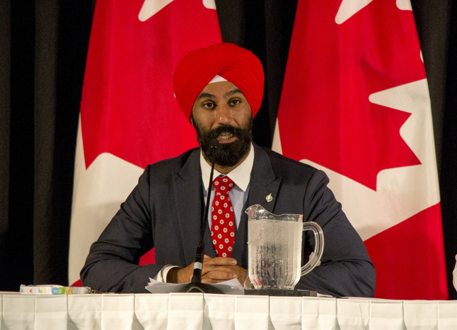 Liberal MP Raj Grewal, Winnipeg, Liberals, 2016