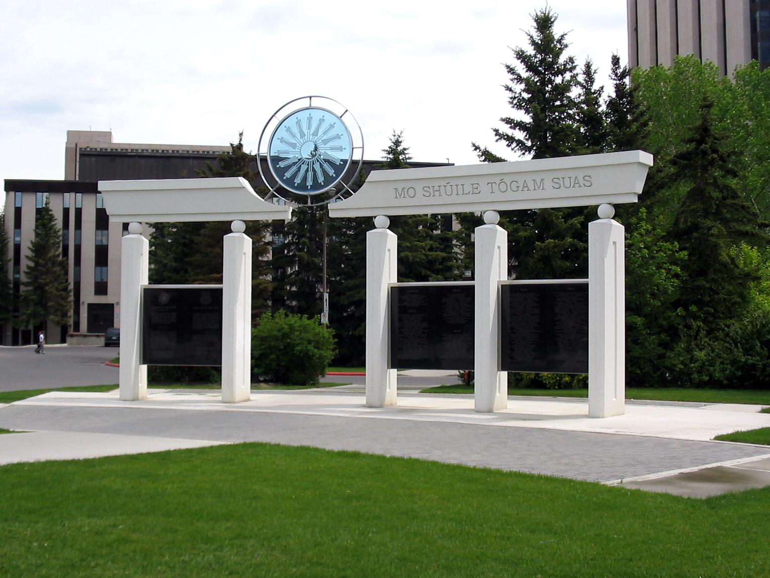 university of calgary arches