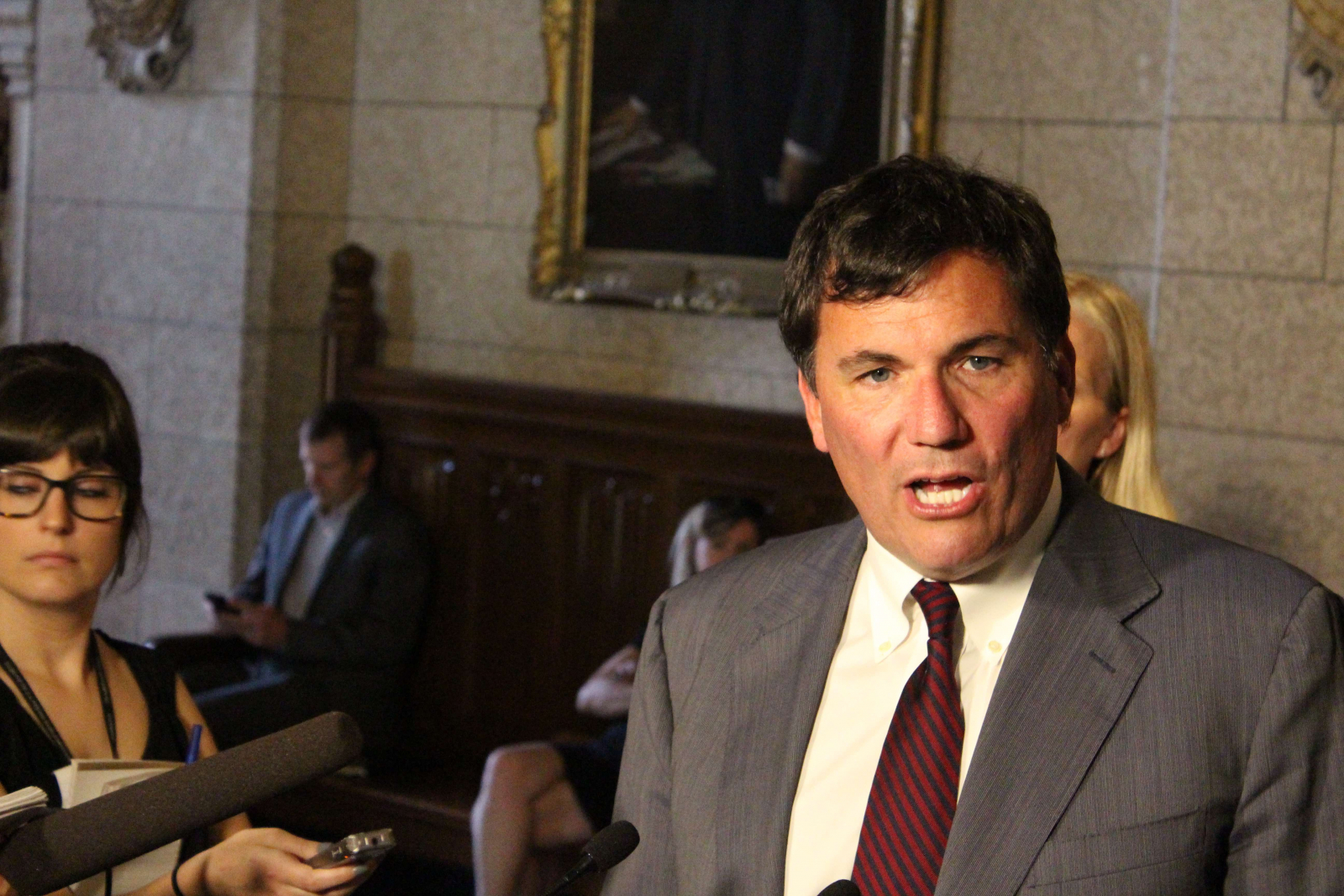 Fisheries Minister Dominic LeBlanc, environmental laws, Fisheries Act, Stephen Harper