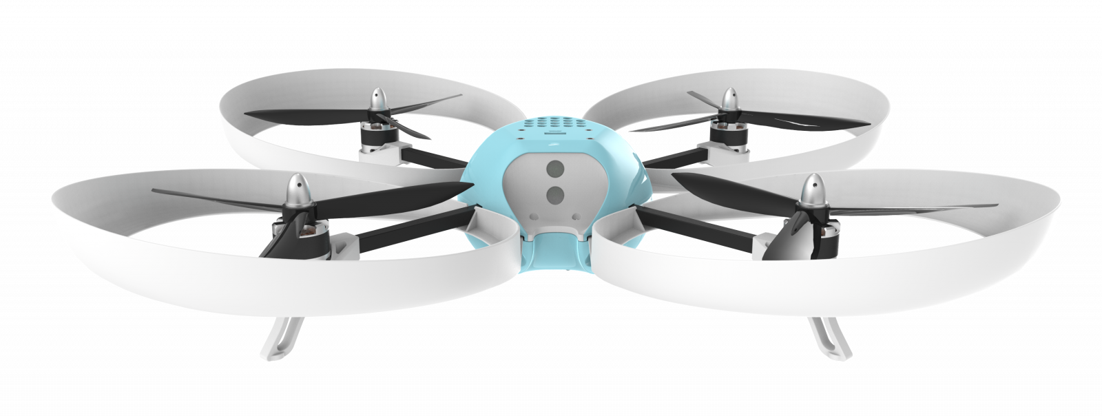 Pleiades' Spiri drone. Photo by Pleiades