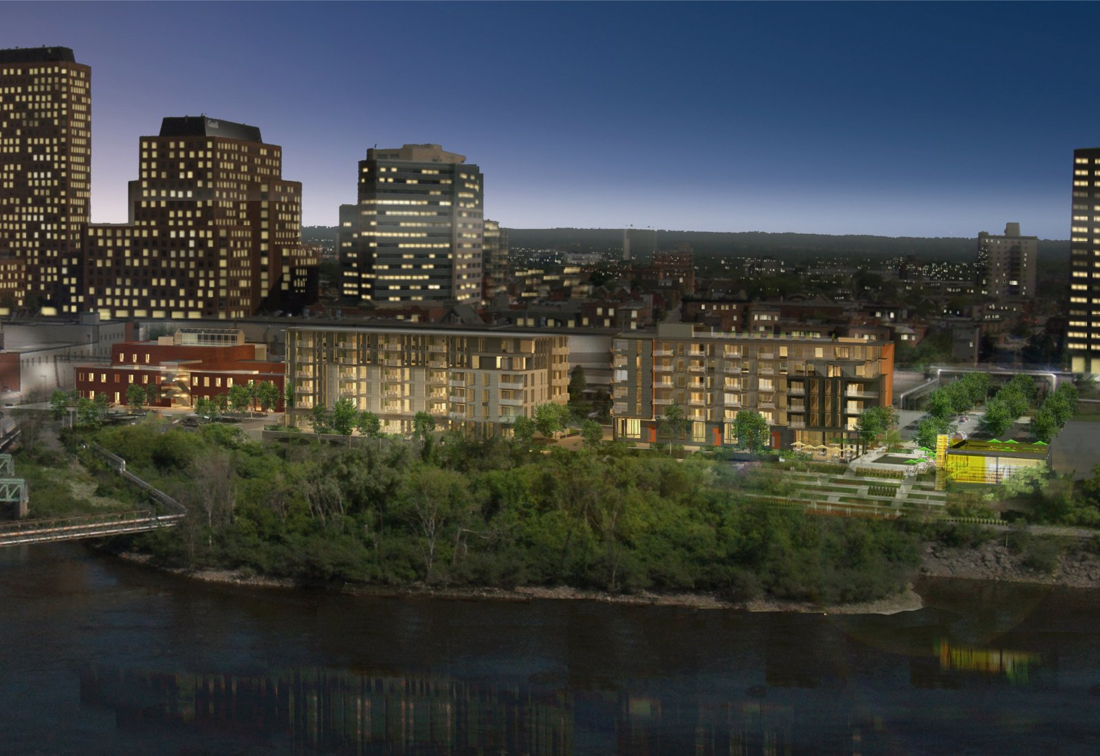 Zibi, Algonquin First Nations, Ottawa, Gatineau, residential development, One Planet Community