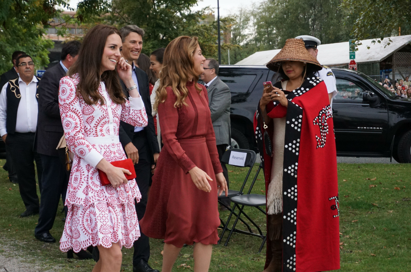 Sophie Gregoire Trudeau, Kate Middleton, Will and Kate, Duchess of Cambridge