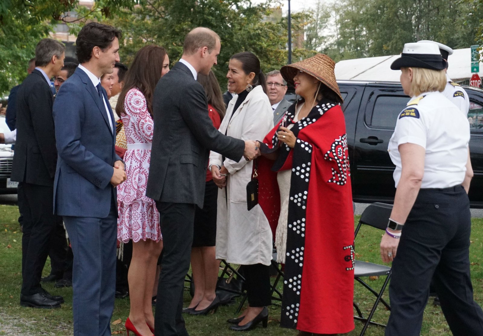 Prince William, Duke of Cambridge, Squamish First Nation, Vancouver, Royal Tour