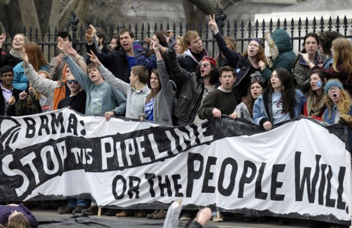 Keystone XL pipeline, TransCanada, Obama, oil and gas