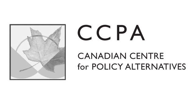 Canadian Centre for Policy Alternatives - doesn't pretend it has no bias