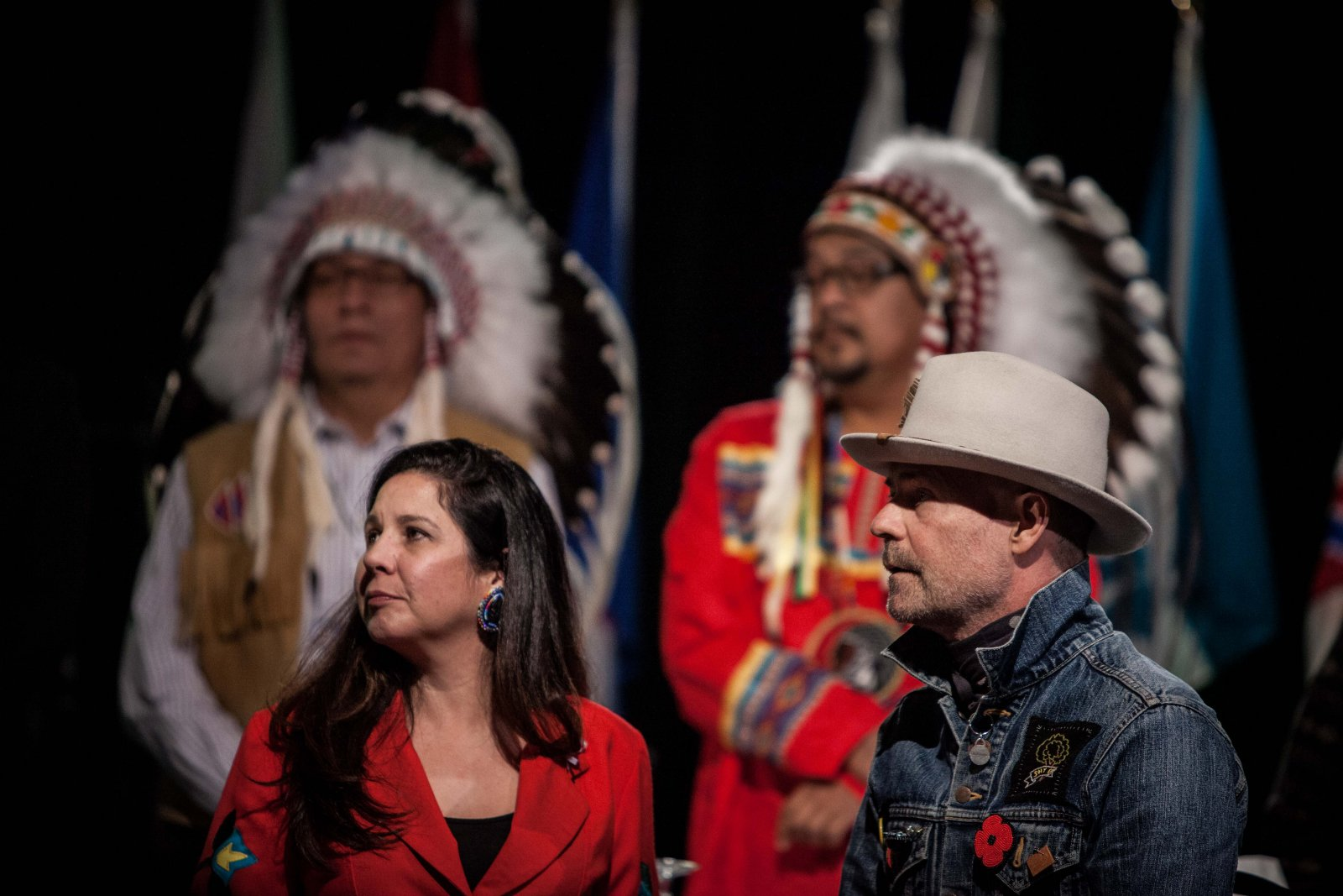Gord Downie, Tragically Hip, Assembly of First Nations, Special Chiefs Assembly