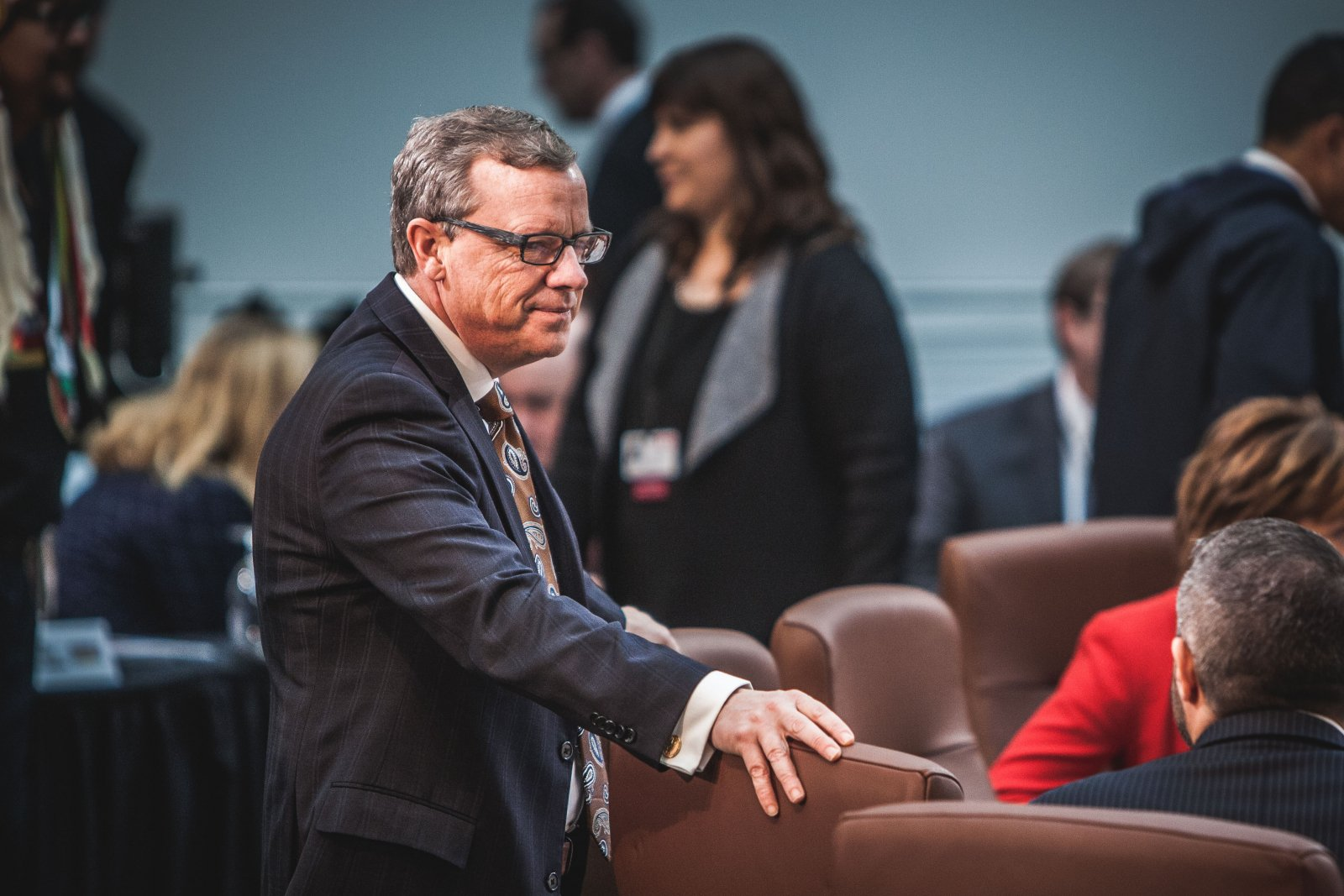 Brad Wall, climate change