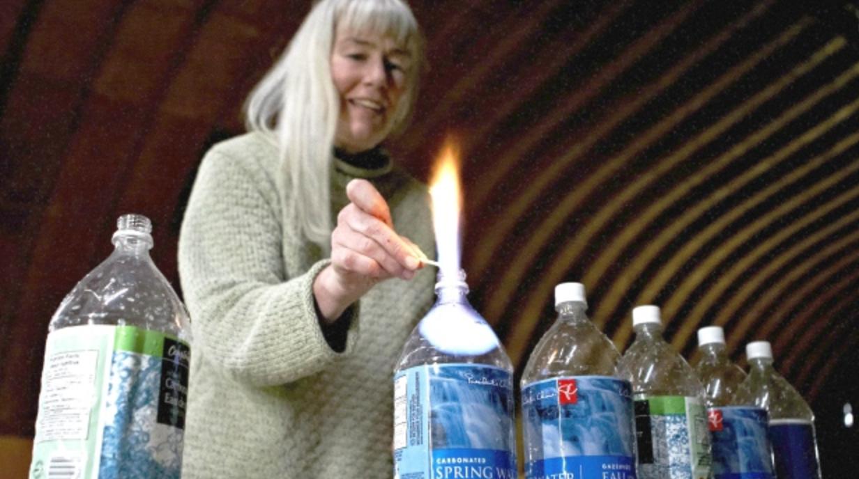 Jessica Ernst, fracking, Encana, Alberta, Rosebud, methane