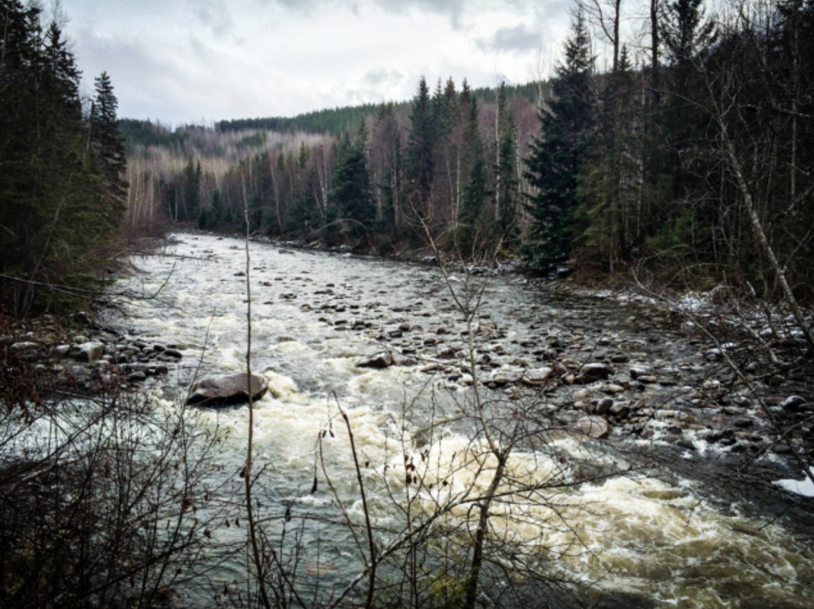 Suskwa River, Lutkudziiwus, British Columbia, Gitxsan First Nation