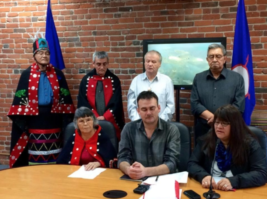 pacific northwest LNG, british columbia, first nations rights, court case
