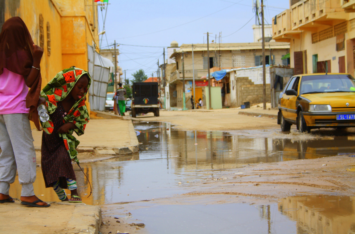 Senegal, Dakar, flooding, climate change, Saint-Louis
