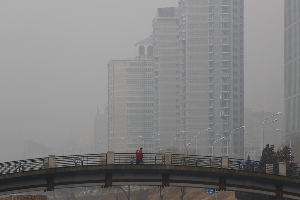 A group of Chinese lawyers are suing the governments of Beijing and its surrounding areas for not doing enough to get rid of the smog