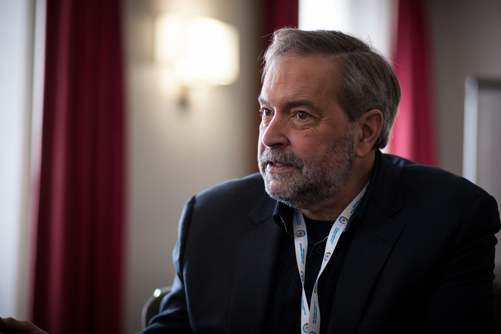 Thomas Mulcair, Gatineau, Quebec Community Groups Network, New Democratic Party of Canada, NDP