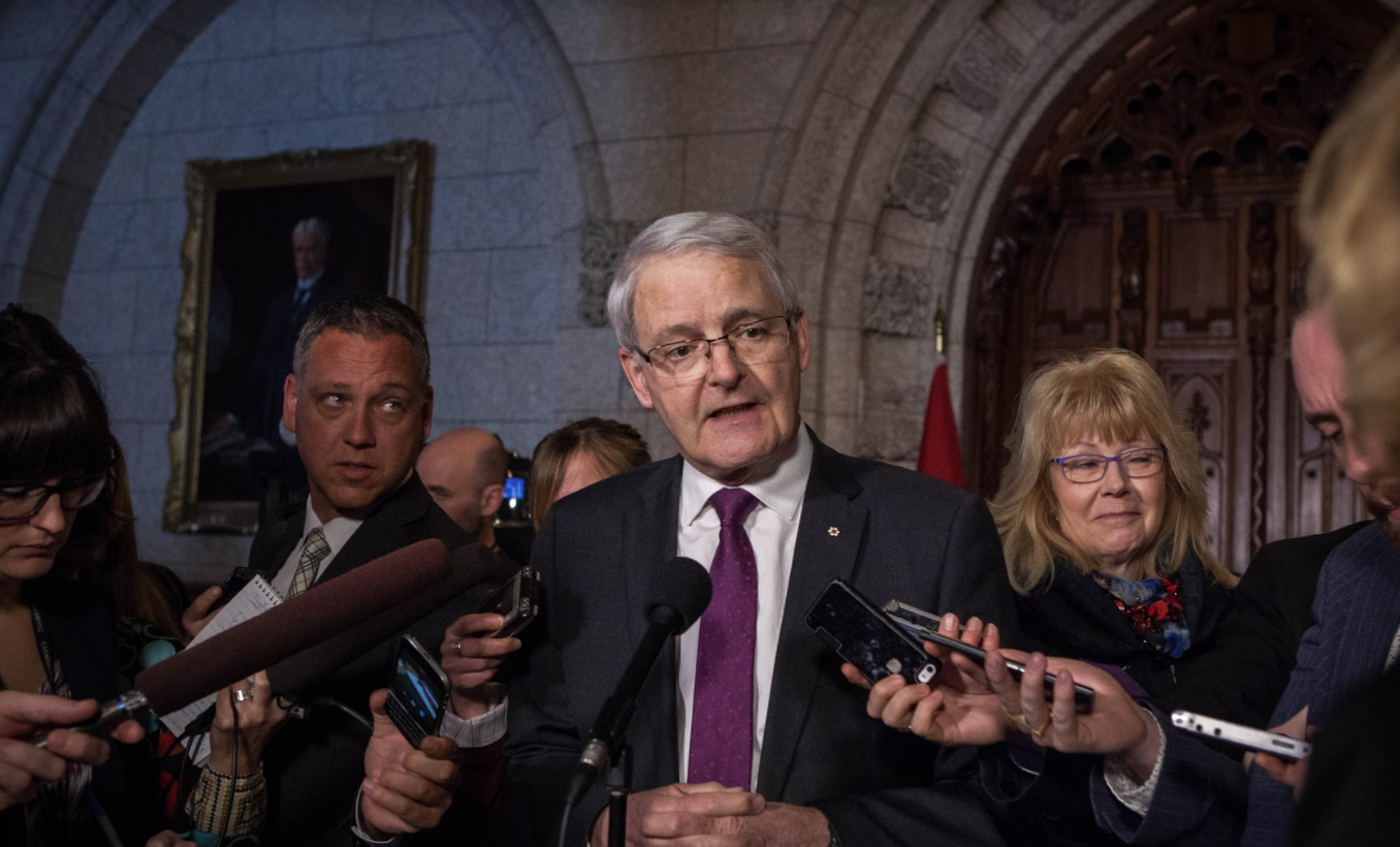 Marc Garneau, Transport Canada, astronaut, House of Commons