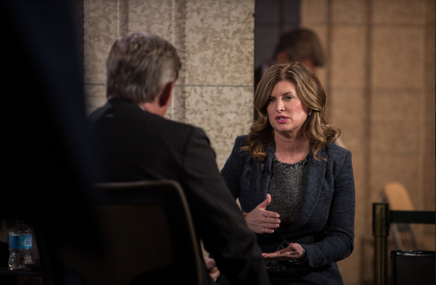 Rona Ambrose, Conservative Party of Canada, Budget 2017, Parliament Hill