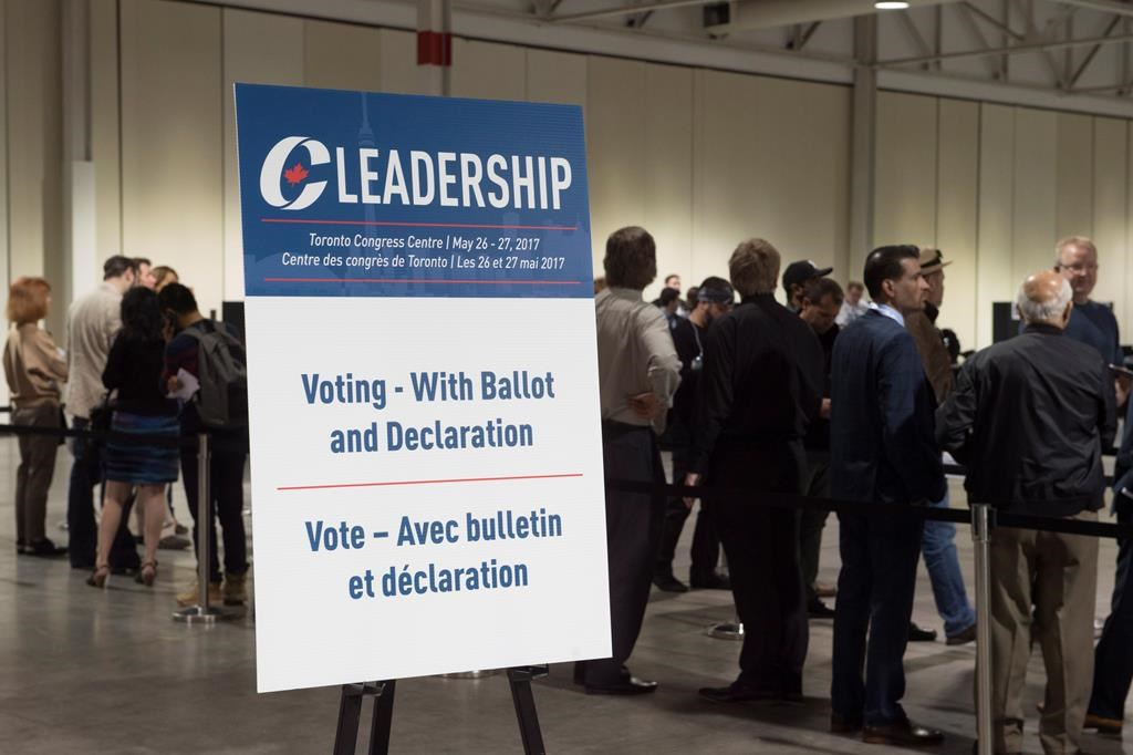 Conservative Party of Canada, leadership, votes, ballots