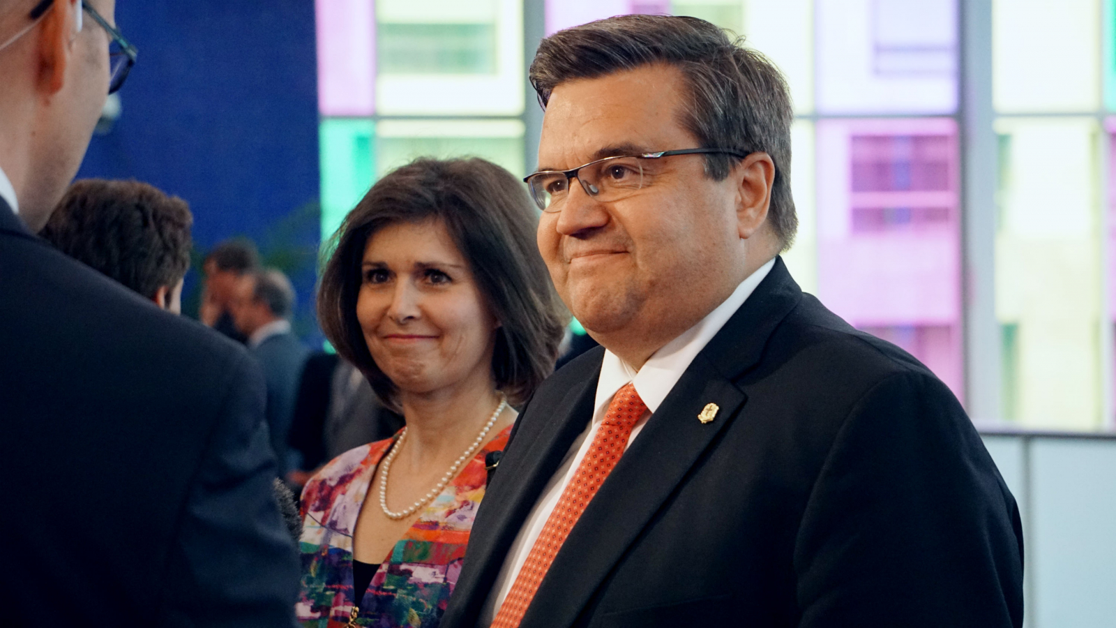 Denis Coderre, Montreal mayor, Barack Obama