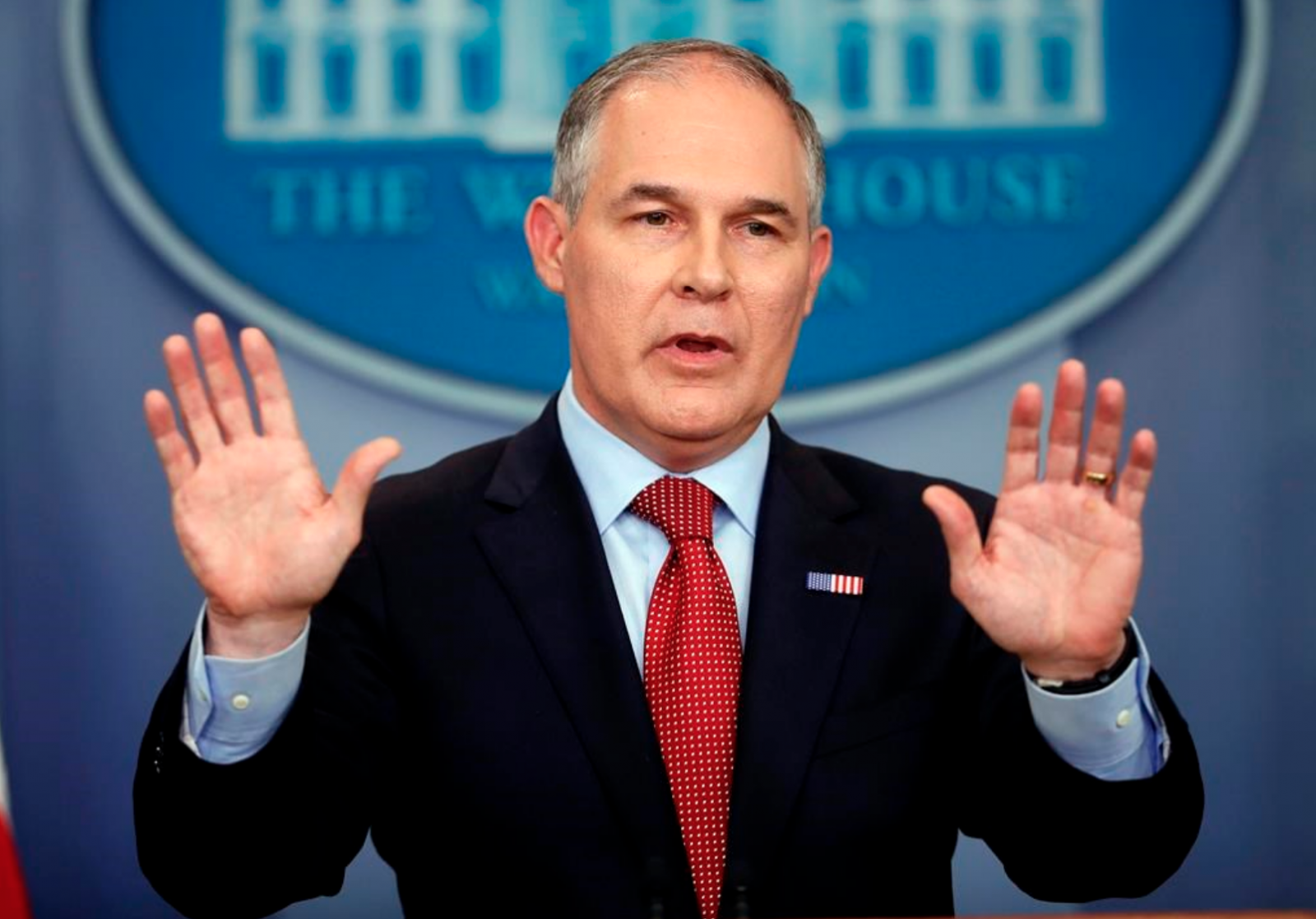 Scott Pruitt, EPA, Environmental Protection Agency, Donald Trump