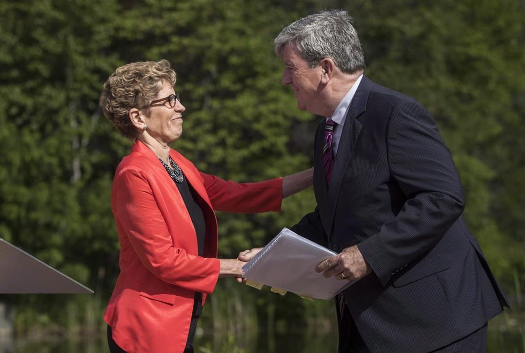 Kathleen Wynne, Glen Murray, climate change, Ontario, environment, Pembina Institute, Alberta, oil and gas, oilsands