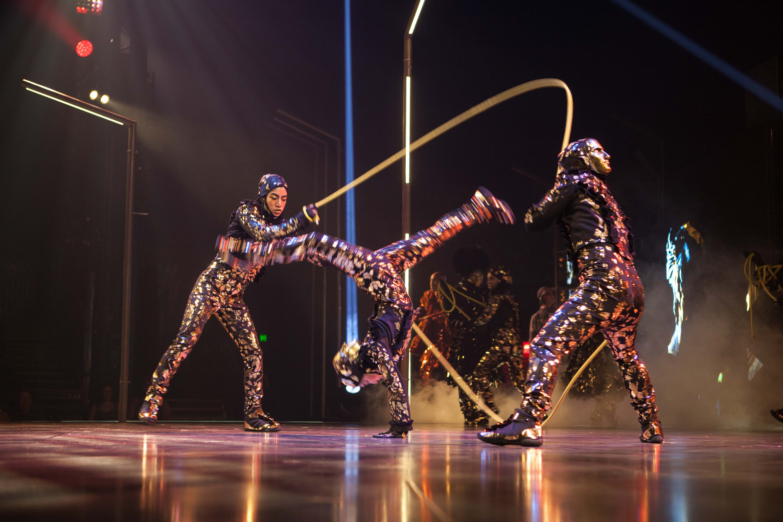 Cirque du Soleil, Volta, Gatineau, National Observer, August 2017