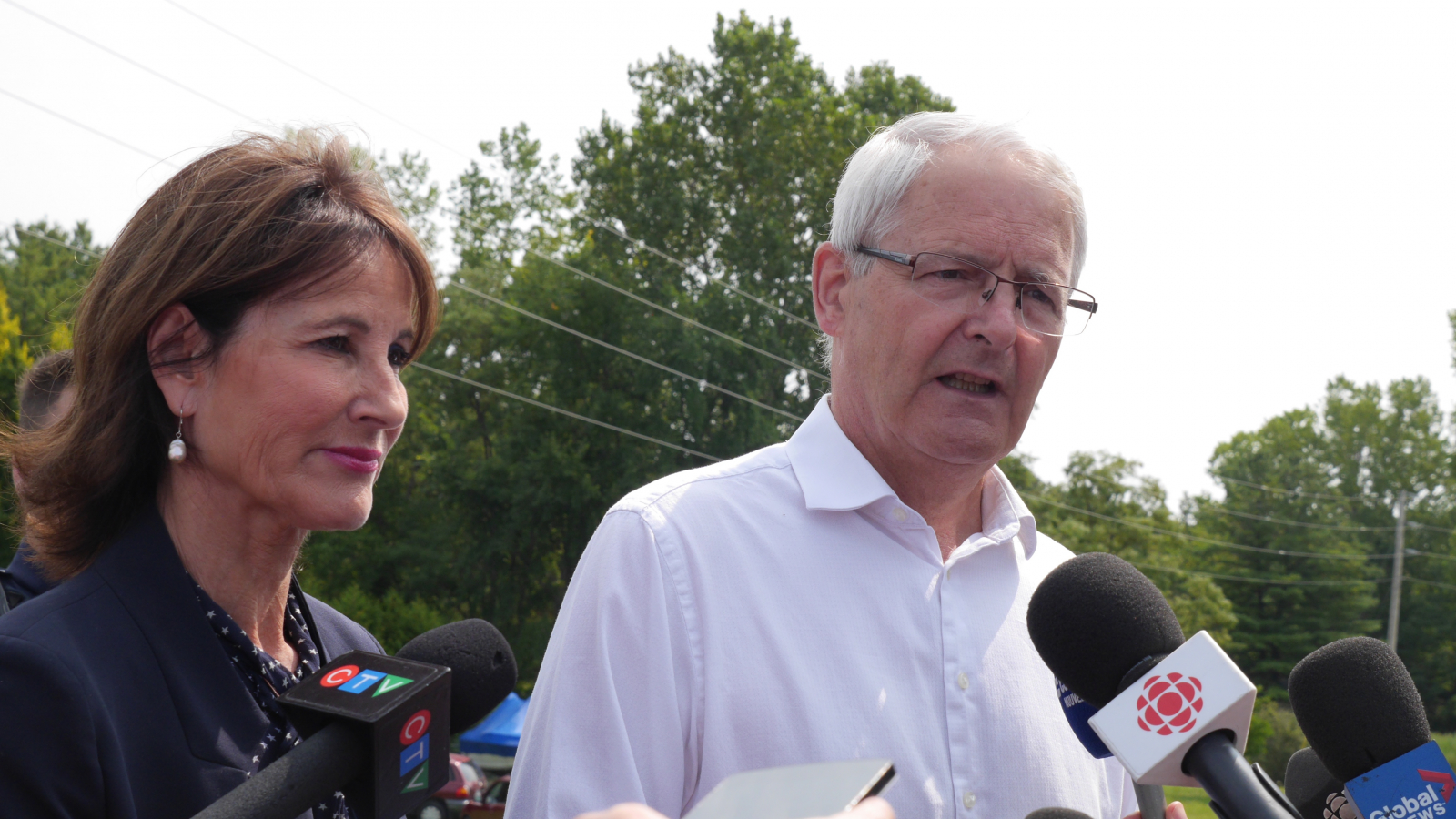 asylum seekers, border, U.S, Marc Garneau