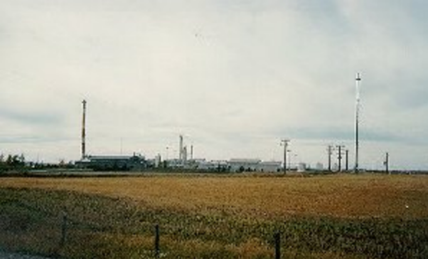 Mazeppa plant, sour gas, Lexin, High River