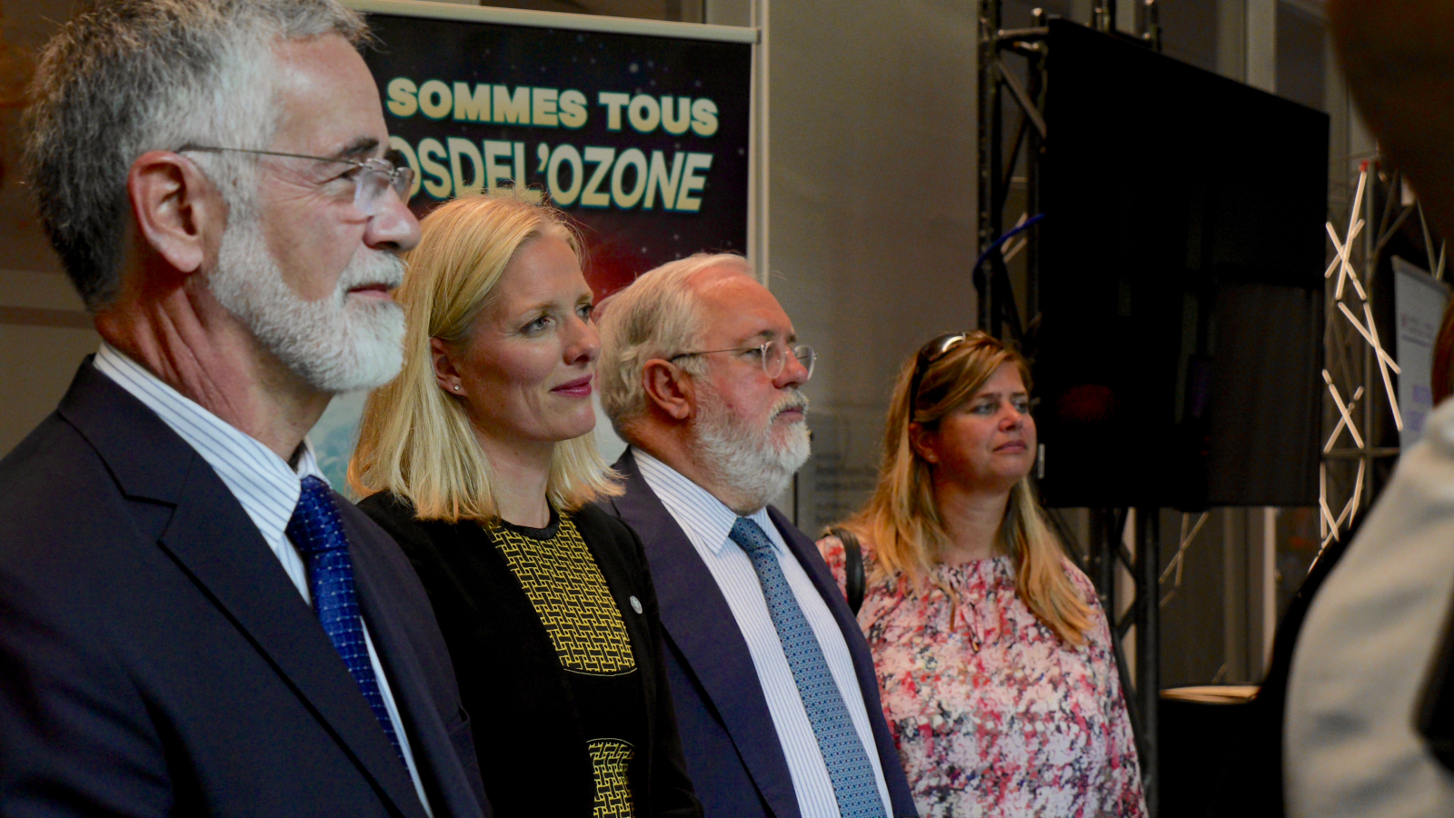 Environnement Minister Catherine McKenna, Montreal Protocol