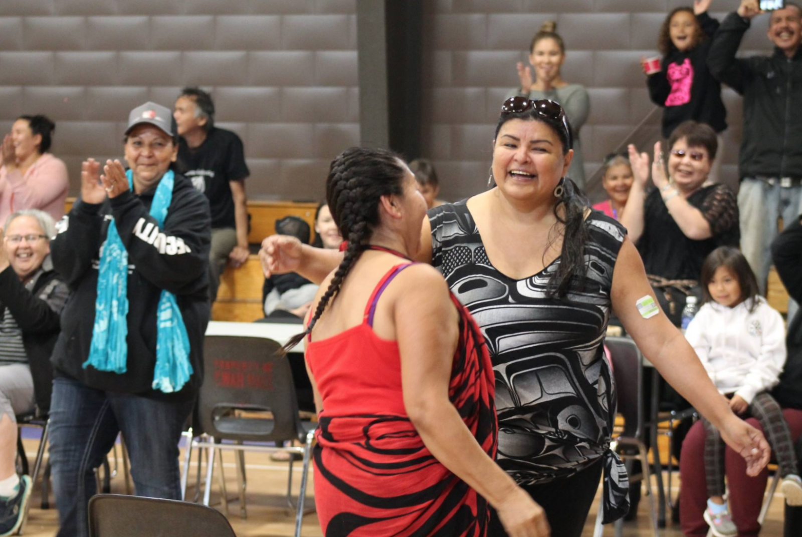 Nak'azdli Whut'en First Nation, Prince George, All Nations Gathering