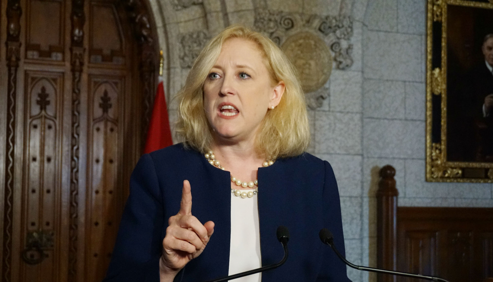 Lisa Raitt, Conservative Party of Canada, Ottawa, Canada, Energy East