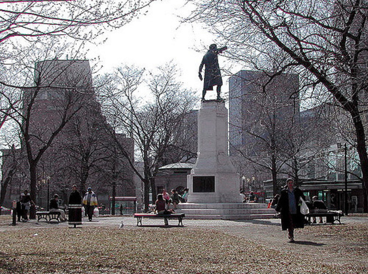 Cabot Square, Montreal,