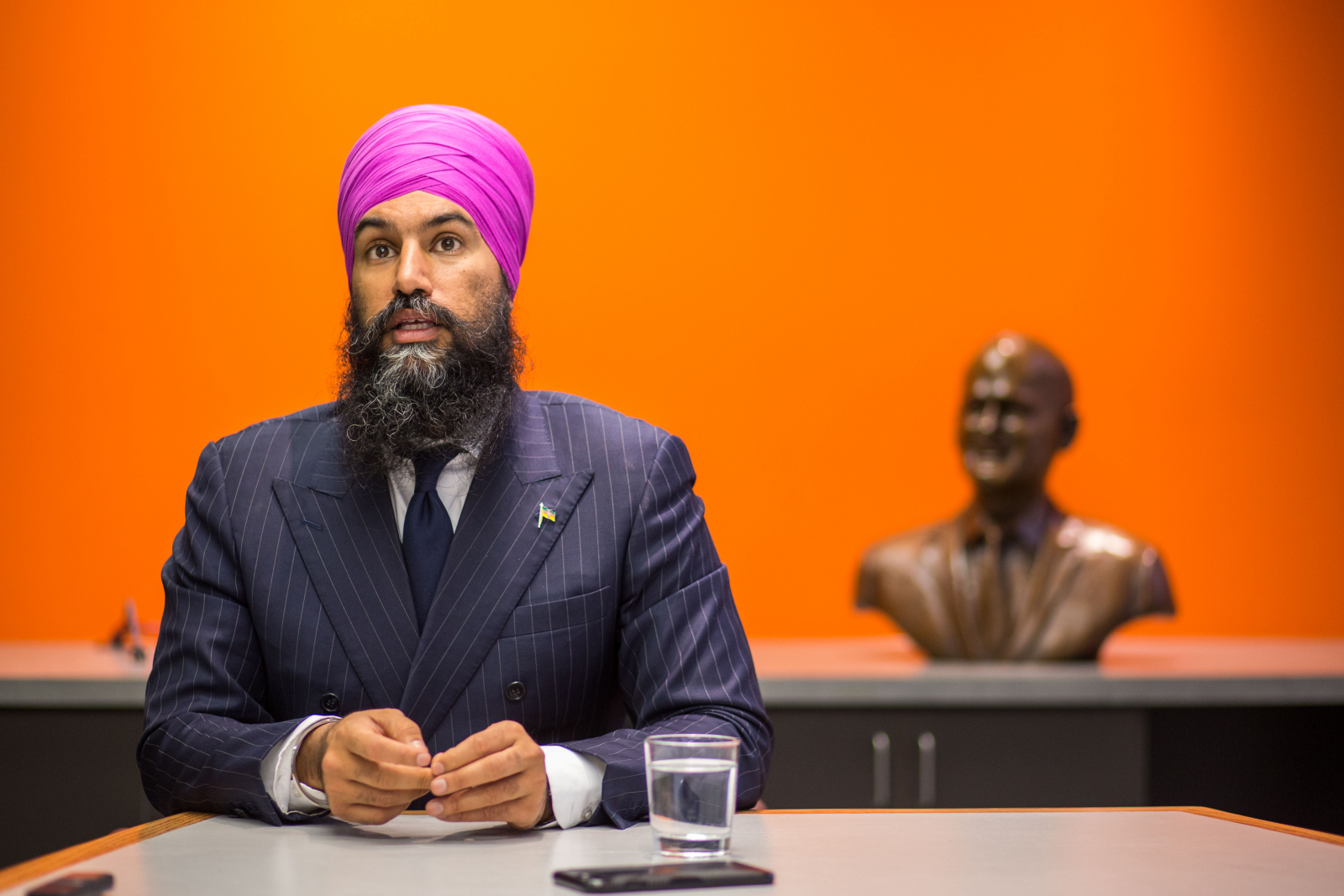 Jagmeet Singh, Ottawa, office, NDP, New Democratic Party