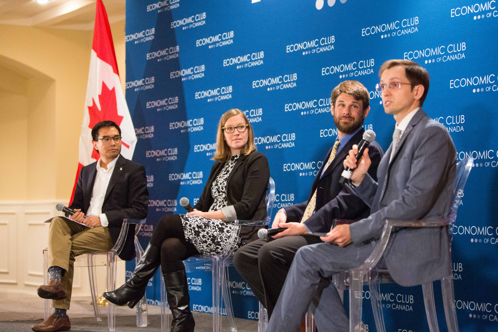 Kevin Chan, Facebook, Canada, Ottawa, Economic Club of Canada, Karina Gould, fake news, elections, Russia
