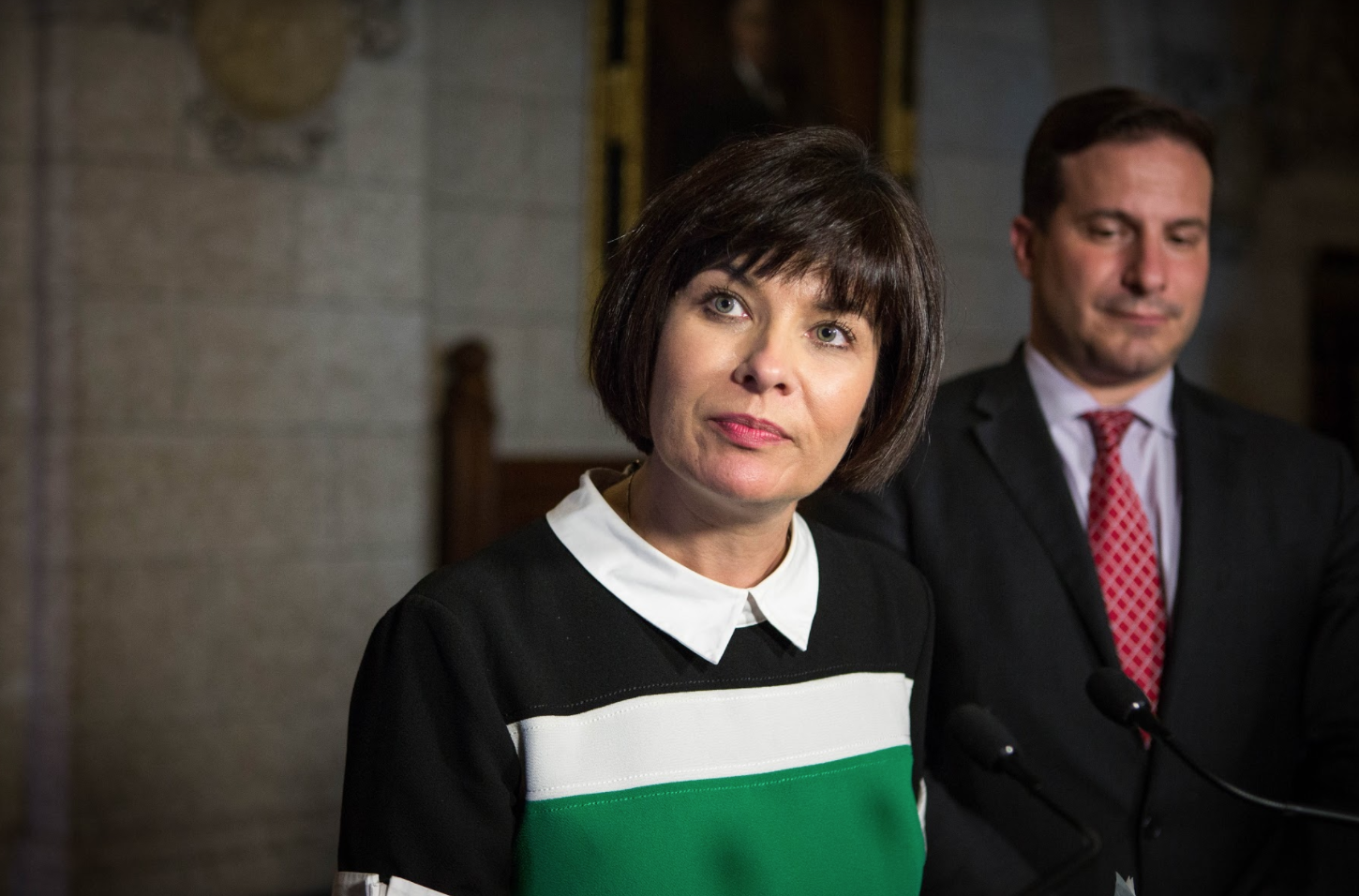 Ginette Petitpas Taylor, health minister, parliament hill