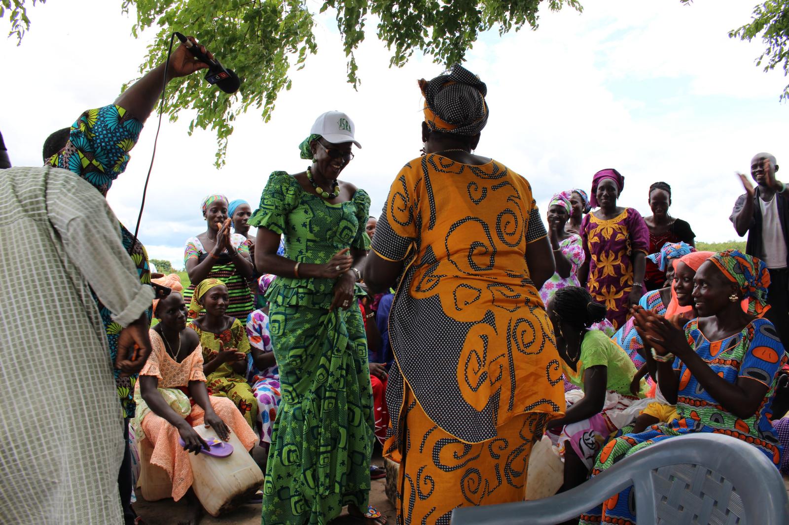 Senegal, women, agriculture
