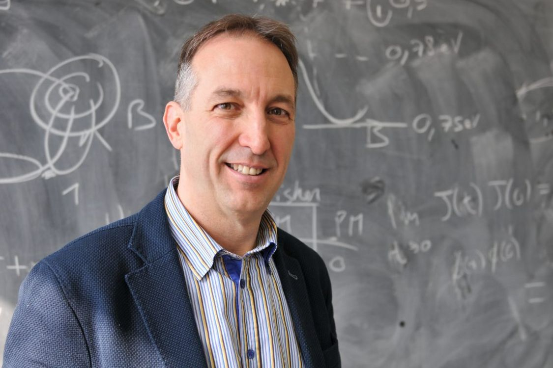 Normand Mousseau is a physics professor at Université de Montréal and academic director of the Institut de l'Énergie Trottier